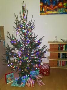 vánoční stromček